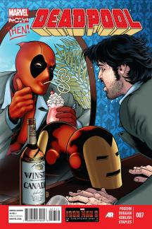 Deadpool (2012) #7