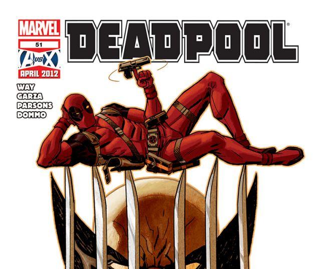Deadpool (2008) #51