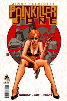 Painkiller Jane: The Price of Freedom #1  (Johnson Variant)