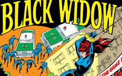 Marvel Women of the 70's: Black Widow
