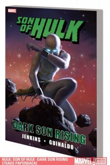 Hulk: Son of Hulk -Dark Son Rising (Trade Paperback)