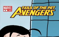 Tails of the Pet Avengers (2009) #5