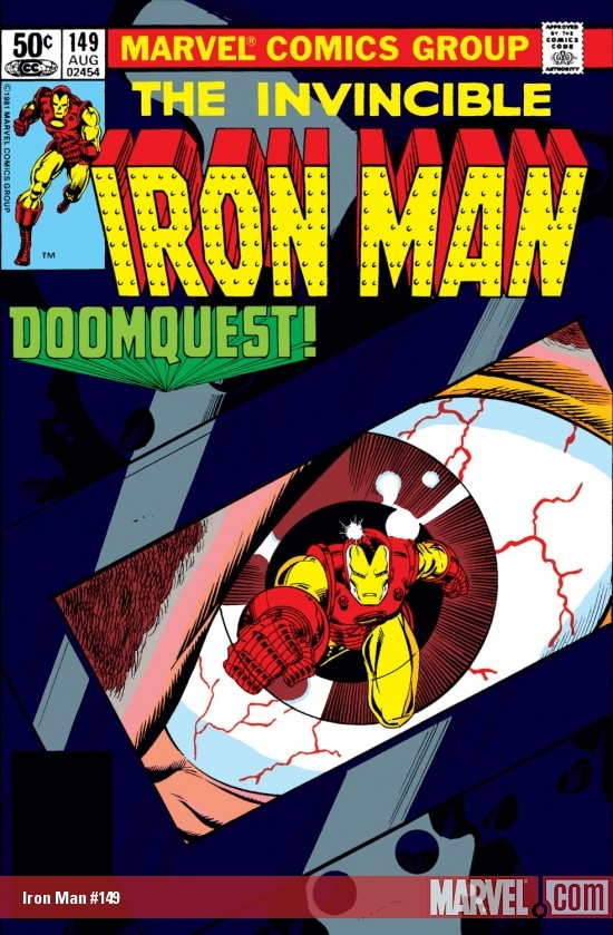 Iron Man #149