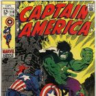 Unlimited Highlights: 5 Classic Cap Comics