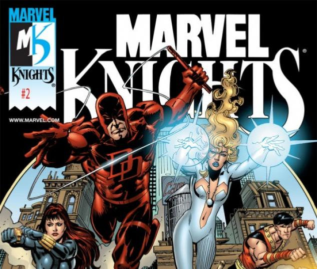 MARVEL KNIGHTS #2