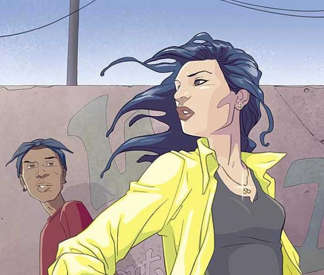 JUBILEE (2002) #3 COVER