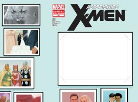 Astonishing X-Men Create Your Own Wedding Cover