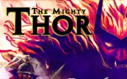 THE MIGHTY THOR 18 HANS VARIANT (1 FOR 20, WITH DIGITAL CODE)