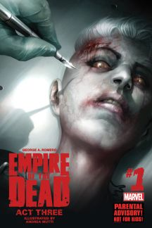 George Romero's Empire of the Dead: Act Three #1