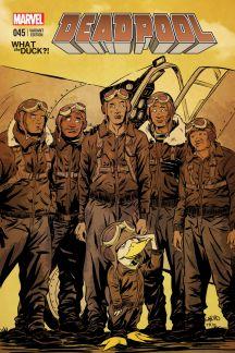 Deadpool #45  (Greene Wtd Variant)
