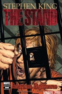 The Stand: American Nightmares (2009) #4 (PERKINS VARIANT)
