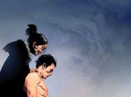 DARK TOWER: TREACHERY #4 cover by Jae Lee & Richard Isanove
