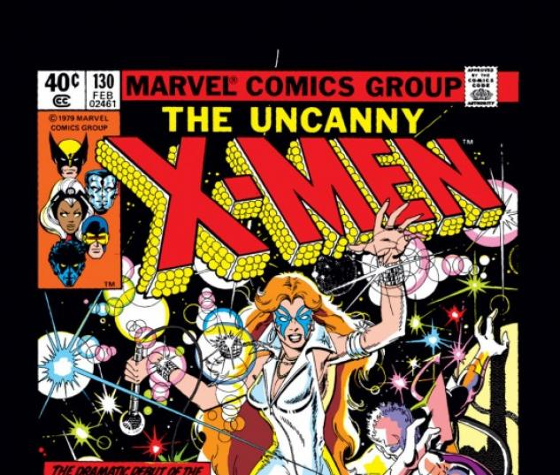 UNCANNY X-MEN #130