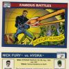 Nick Fury vs. Hydra, Card #107