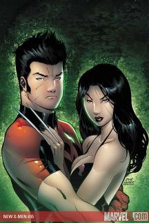New X-Men (2004) #35