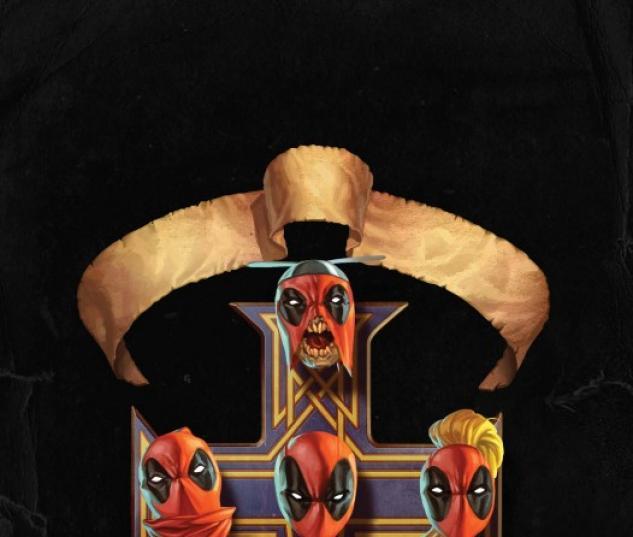 Deadpool Corps (2010) #4