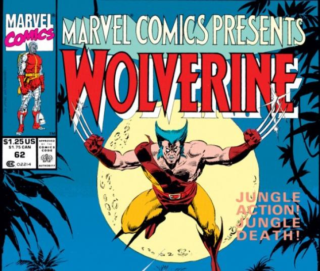 Marvel Comics Presents #62