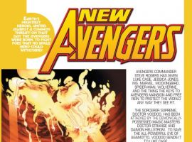 New Avengers #3 recap page