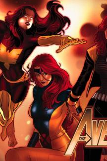 Avengers (2010) #13 (X-Men Art Variant)