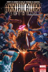 Annihilators: Earthfall #2