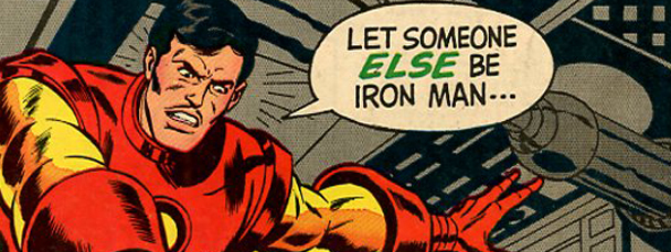 The History of Iron Man Pt. 8