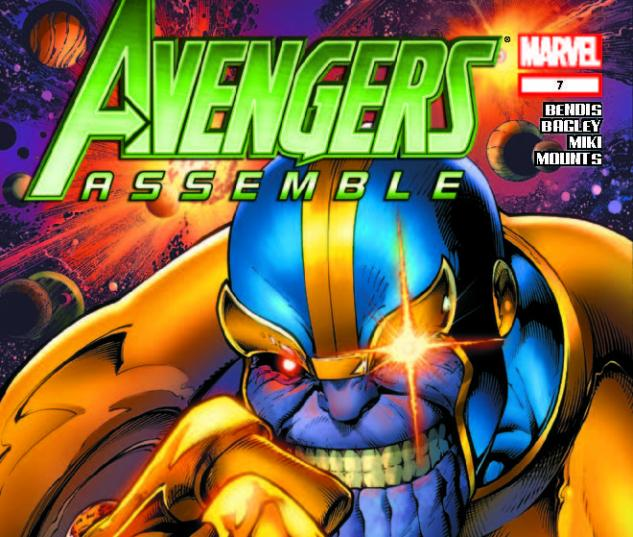 AVENGERS ASSEMBLE 7 (WITH DIGITAL CODE)
