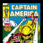 Captain America (1968) #339 Cover