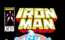 Iron Man (1968) #220 Cover