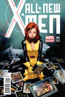 All-New X-Men (2012) #5 (Coipel Variant)