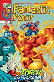 Fantastic Four (1998) #8