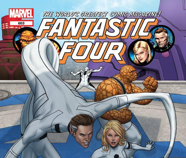 Fantastic Four (1998) #603