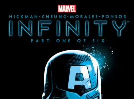 Nothing Lasts Forever - Infinity #1 Sold Out
