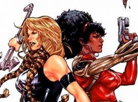 Marvel AR: Fearless Defenders #1 Cover Recap