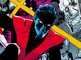 Back To Work With Nightcrawler