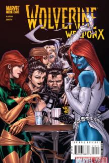Wolverine Weapon X (2009) #10