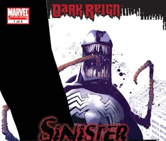 DARK REIGN: THE SINISTER SPIDER-MAN #1