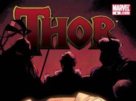 Thor #4 Coipel Cover