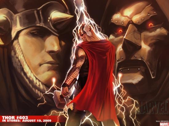 Thor (2007) #603 Wallpaper