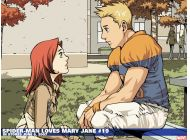 Spider-Man Loves Mary Jane (2005) #19 Wallpaper