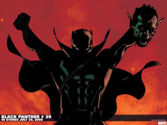 Black Panther (1998) #39 Wallpaper