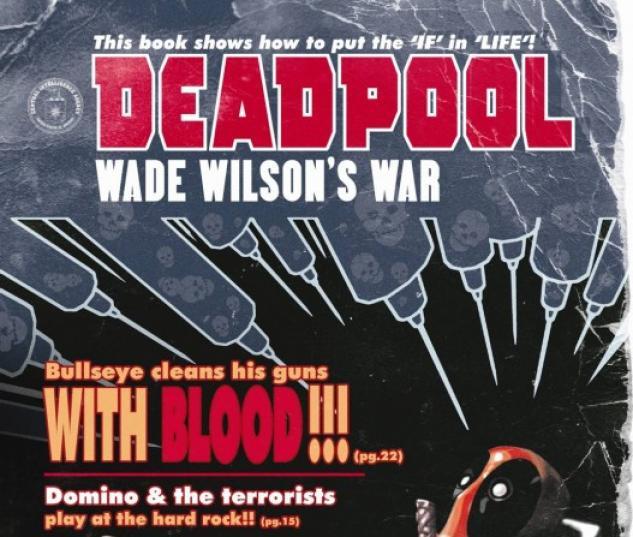 Deadpool: Wade Wilson's War (2010) #2