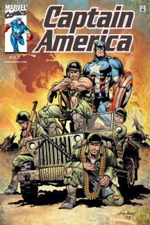 Captain America (1998) #32