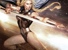 Secret Avengers Spotlight: Valkyrie