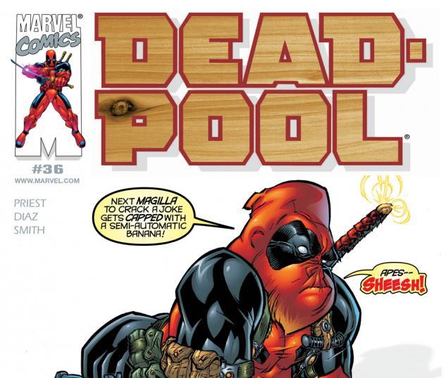 Deadpool (1997) #36