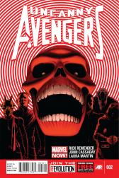Uncanny Avengers #2 