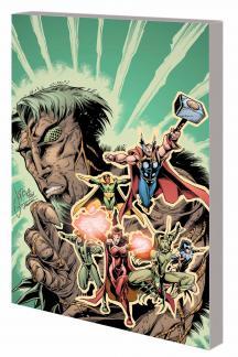 Avengers: Celestial Quest TPB (Trade Paperback)