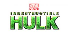 INDESTRUCTIBLE HULK 1 BLANK COVER VARIANT