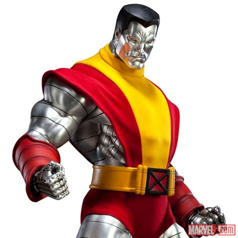 Colossus figure from Slideshow Collectibles