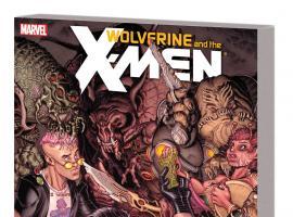WOLVERINE & THE X-MEN BY JASON AARON VOL. 2 TPB