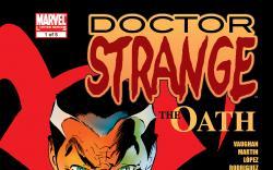 Dr. Strange: The Oath #1